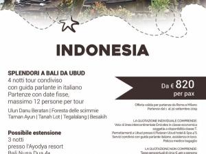 Speciale Bali da € 820