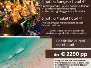 Thailandia NOVEMBRE da € 740